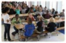 Lunch room image
